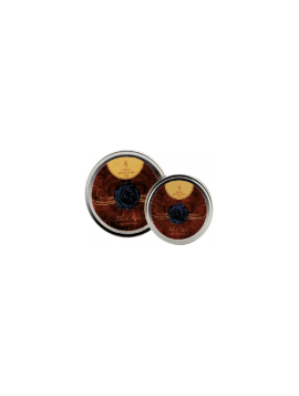 Scented Candles - Wellness Flame Tin - LT/P - H 2,7 cm - Ø 7,5 cm