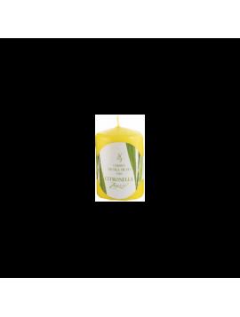 Candela alla Citronella - Zanzir - Z - H 10 cm - Ø 8 cm