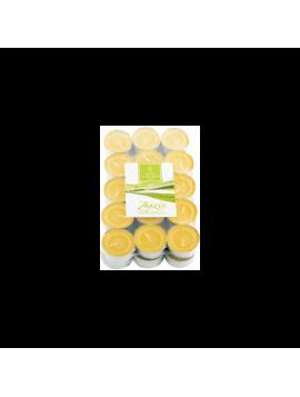 Candela alla Citronella - Zanzir - ZTL - H 1,5 cm - Ø 3,5 cm
