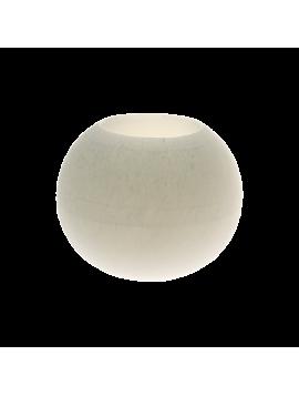 Vaso Lanterna - Lanterna Sfera Ricarica L10 - Candela Arredo