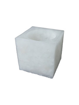 Jar Lantern - Cube Empty Reload Cb7M - Candle Furniture