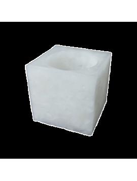 Vaso Lanterna - Cubo Vuoto Ricarica Cb7M - Candela Arredo