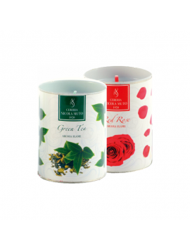 Aroma Flame-Printed Candles-EC