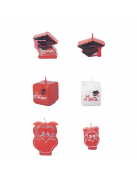 Bomboniere Degree - Candle - Event Candles