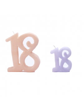 Candle - Numbers - Event Candles