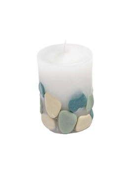 Candles - Pebbles Line - CilindroCT - Candle Furniture