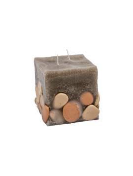 Candles - Pebbles Line - CuboCT - Candle Furniture