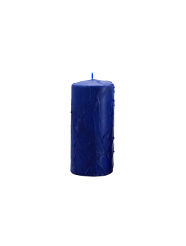 Candle Snot Blue - Drop - Cereria Muto 1920